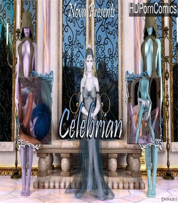 Porn Comics - Celebrian
