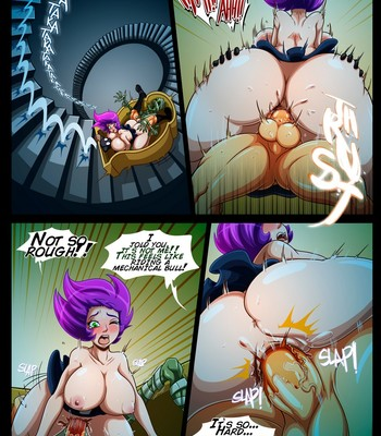 Chain Reaction 1 comic porn sex 031
