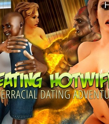 Porn Comics - Cheating Hot Wife's Interracial Dating Adventure