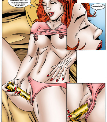 Cheating Jean comic porn sex 004