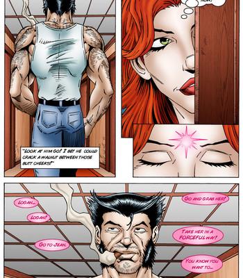 Cheating Jean comic porn sex 006