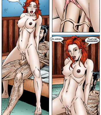 Cheating Jean comic porn sex 020