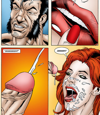 Cheating Jean comic porn sex 022