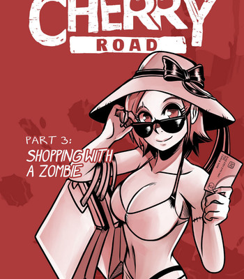 Porn Comics - Cherry Road 3 – Shopping With A Zombie