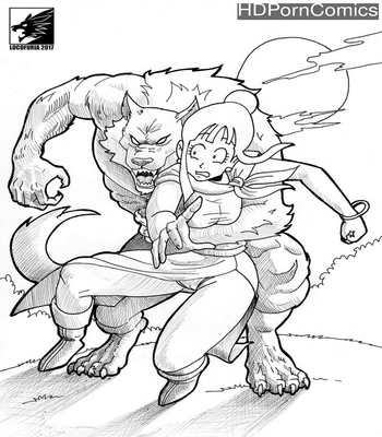 Porn Comics - Chi-Chi Meets The Werewolf
