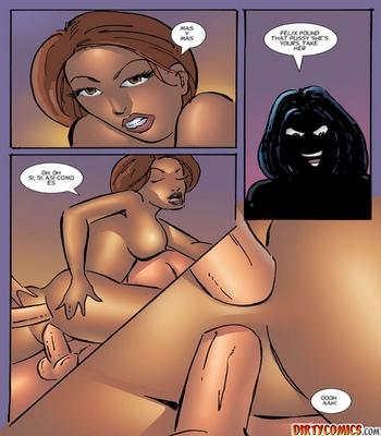 Chicas 13 comic porn sex 004