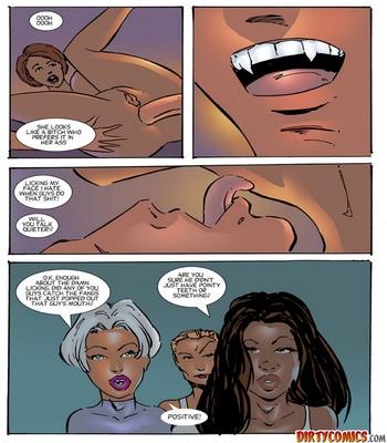 Chicas 13 comic porn sex 005