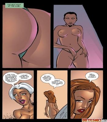 Chicas 13 comic porn sex 007
