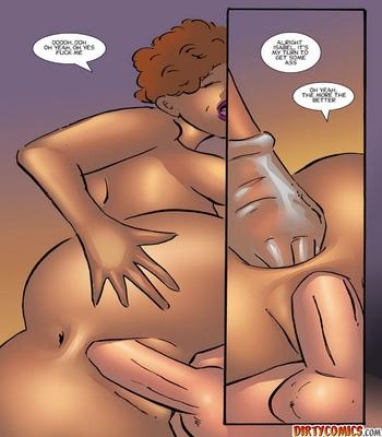 Chicas 14 comic porn sex 004