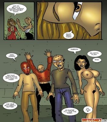 Chicas 14 comic porn sex 008