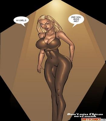 Chicas 9 comic porn