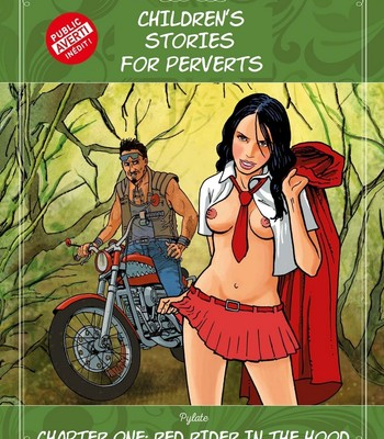 Porn Comics - Children's Stories For Perverts 1 – Red Rider In The Hood