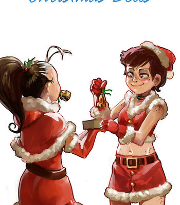 Christmas Cards comic porn sex 004