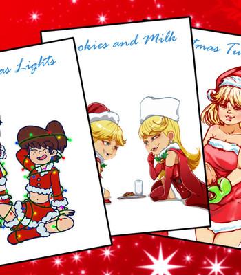 Christmas Cards comic porn sex 006