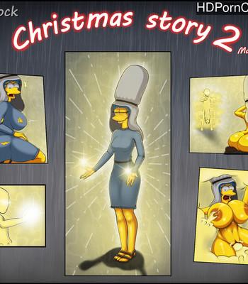 Porn Comics - Christmas Story 2