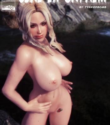 Ciri In Skyrim 1 comic porn sex 001