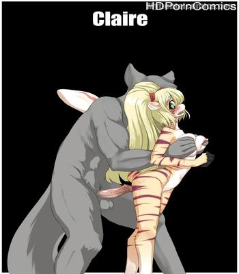 Claire comic porn thumbnail 001