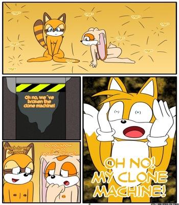 Clones 33 free sex comic