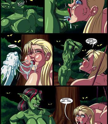 Cock And Dagger 2 – Into The Goblin Mine comic porn sex 013