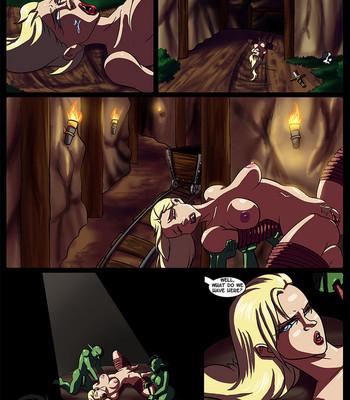 Cock And Dagger 2 – Into The Goblin Mine comic porn sex 019