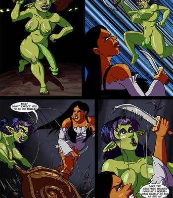 Cock And Dagger 2 – Into The Goblin Mine comic porn sex 024