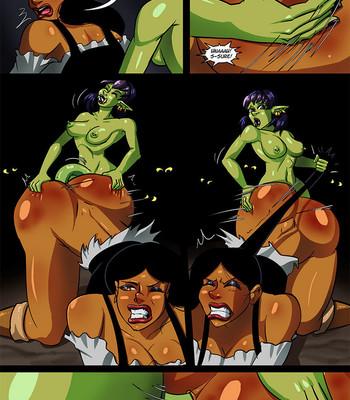 Cock And Dagger 2 – Into The Goblin Mine comic porn sex 029