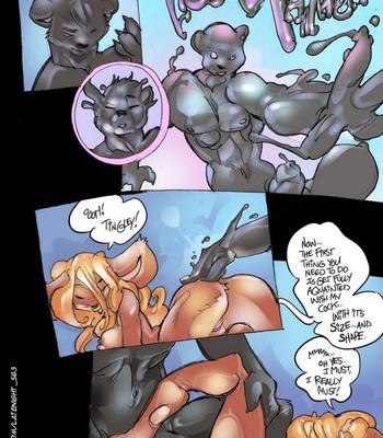 Cock Tease comic porn sex 003
