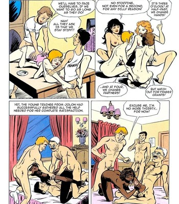 Cockeye The Tail-er comic porn sex 030