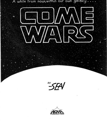 Porn Comics - Come Wars