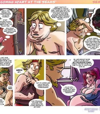 Coming Apart At the Seams – Craving Control comic porn sex 006