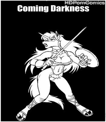 Porn Comics - Coming Darkness