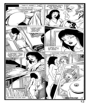 Coming-From-Vietnam-I-Became-A-Waitress 13 free sex comic