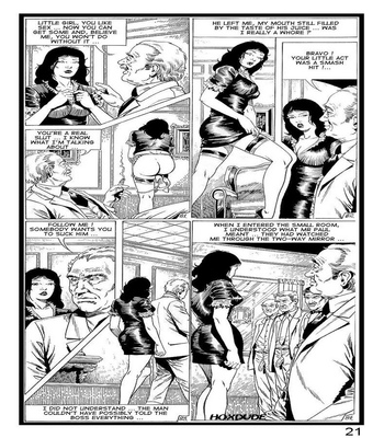 Coming-From-Vietnam-I-Became-A-Waitress 22 free sex comic