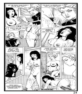 Coming-From-Vietnam-I-Became-A-Waitress 25 free sex comic
