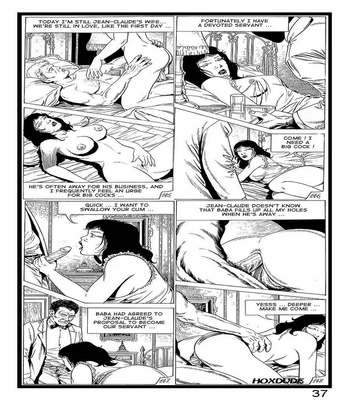 Coming-From-Vietnam-I-Became-A-Waitress 38 free sex comic