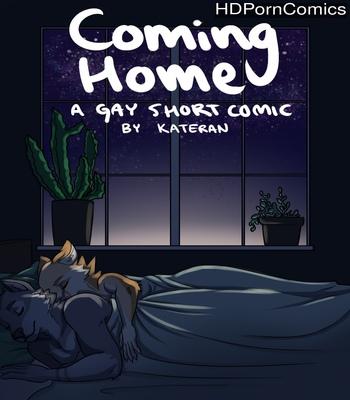 Porn Comics - Coming Home