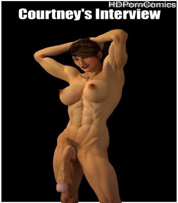 Porn Comics - Courtney's Interview