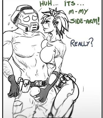Crash Course comic porn sex 008