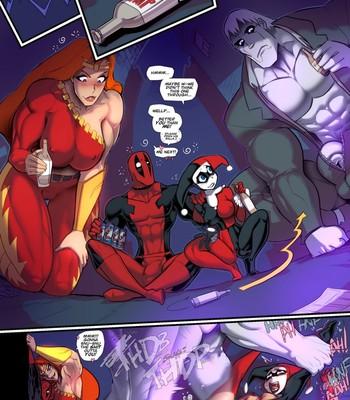 Crazy Insane Sex comic porn sex 006