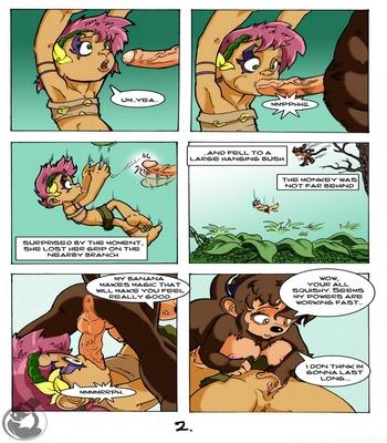 Cream-Filled-Bananas 2 free sex comic