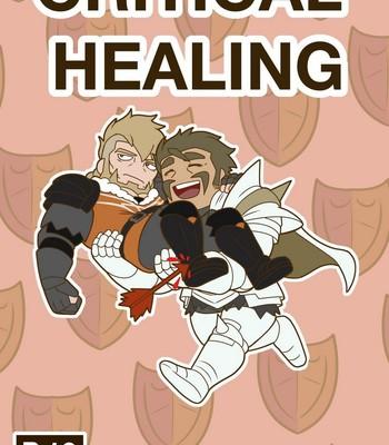 Porn Comics - Critical Healing