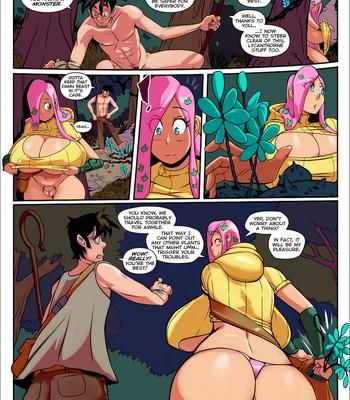 Cry Wolf comic porn sex 018