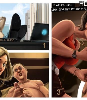 Porn Comics - Cuckold Confessions