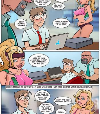 Cuckold Trainer comic porn sex 005