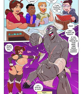Cup O' Love – Blend comic porn sex 002