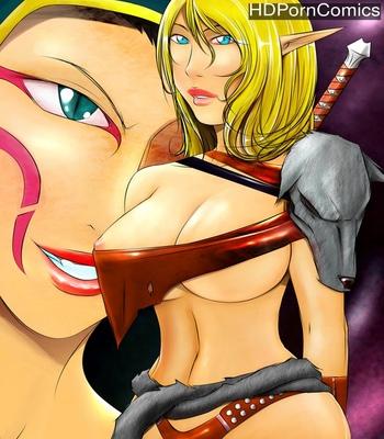 Porn Comics - Daedra Worship