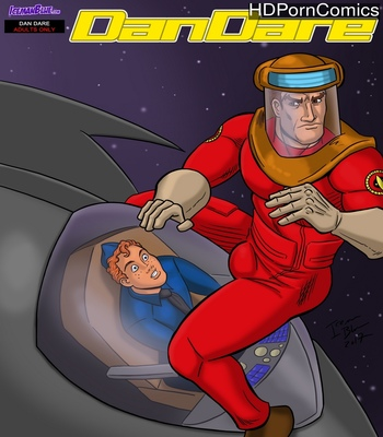 Porn Comics - Dan Dare