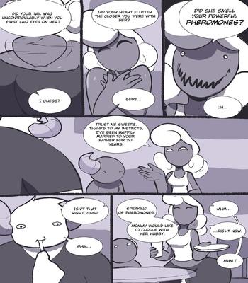 Dandy Demons 2 – Parents comic porn sex 006