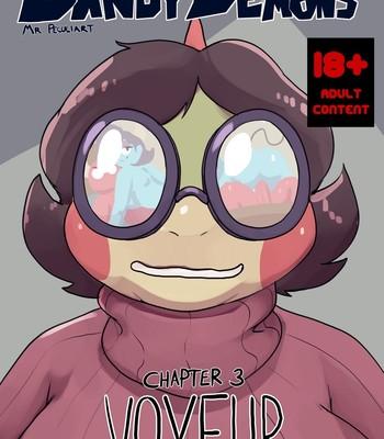 Dandy Demons 3 – Voyeur comic porn thumbnail 001