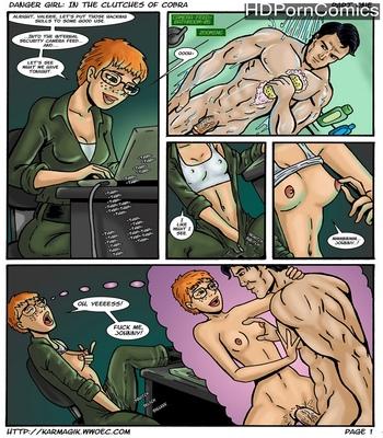 Porn Comics - Parody: Danger Girl